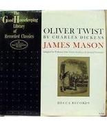 Oliver Twist - Audio/Spoken Vinyl LP ( Ex Cond  - $32.80
