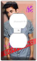 Justin Bieber My Boyfriend Teen Girls Room Decor Power Outlet Wall Plate Cover - $9.99