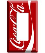 COKE COCA COLA DECORA LIGHT SWITCH COVER WALL PLATE VER - $9.99