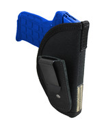 New Barsony Tuckable IWB Holster for 380 Ultra Compact 9mm 40 45 Pistols - $19.99