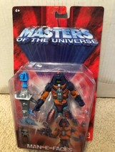 MAN E FACESNew Masters Of The Universe: He-Man Action Figure 200x MIB - $29.70