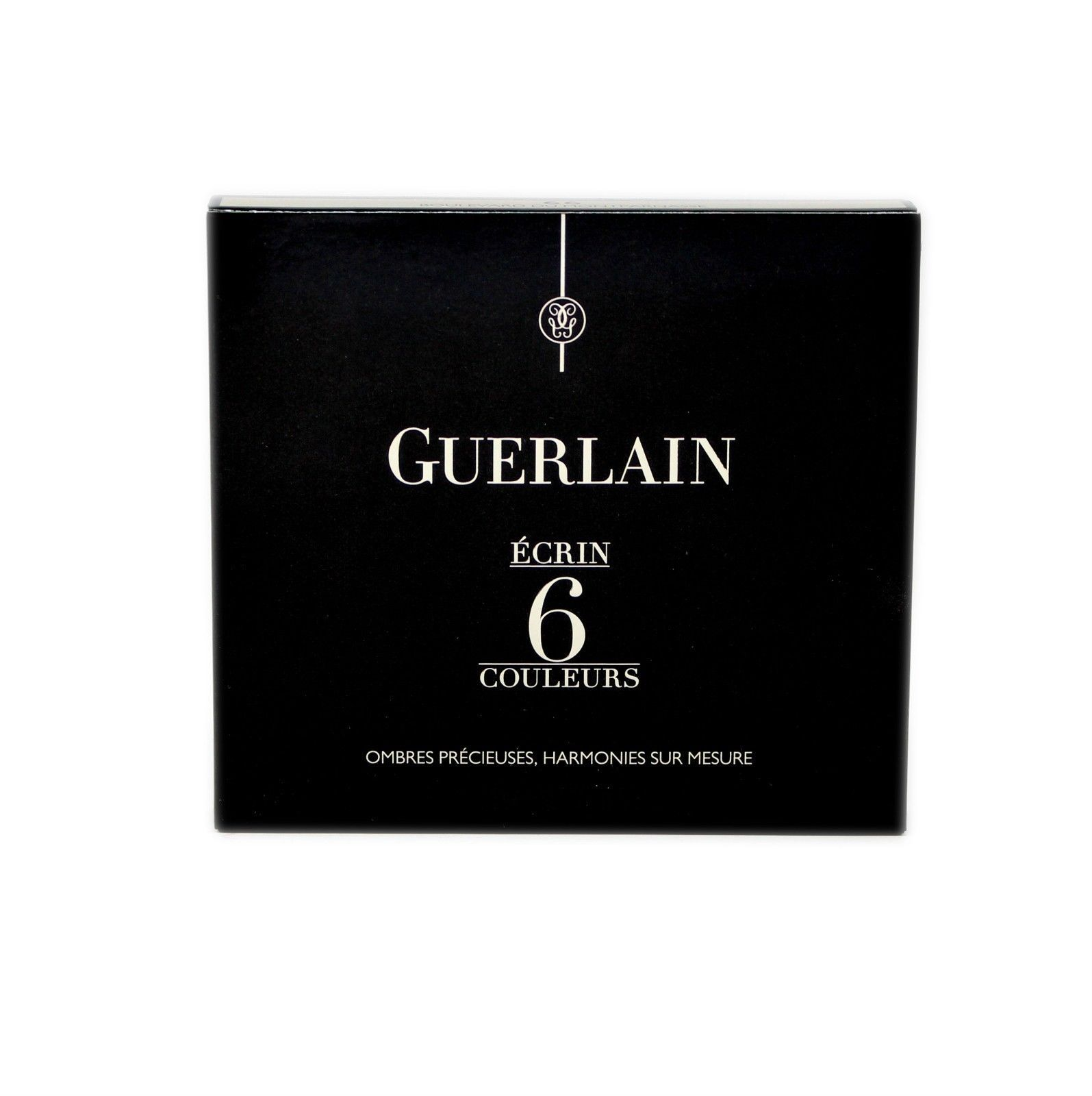 Primary image for GUERLAIN ECRIN 6 COULEURS PRECIOUS EYESHADOWS,TAILORED HARMONIES 7.3G #66-G41252