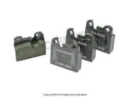 BMW Bavaria E12 E24 (1971-1982) Rear Brake Pad Set ATE + 1 year Warranty - $63.50