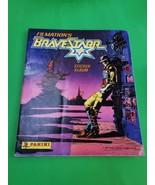 Bravestar Filmations Sticker Album Panini 1987 165 Stickers on Pages QB - $57.95