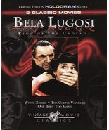 Bela Lugosi - King of the Undead  )Halloween  Special - $3.99