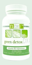 Natural Dynamix Green Detox Cleanse Supplements, 60 Count