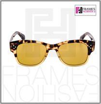 OLIVER PEOPLES Jannsson Sun OV5242S Honey Brown VFX Photochromic Sunglasses 5242 image 6