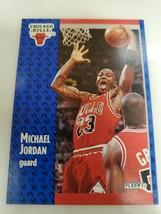 Micheal Jordan 1991 Fleer NBA Card #29 - $14.84