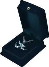 """Going Home Pendant w/20"""" chain & black velvet display box - $149.99"""