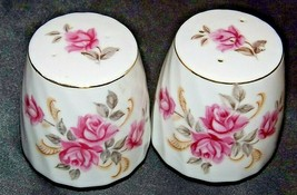 Noritake China (1 salt and 1 pepper shaker) Charmaine 5506 AA20-2360K Vintage