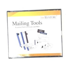 Pro Venture Mailing Tools Windows 95/98 CD-Rom Small Business Professional Tools image 1