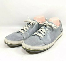 Rockport Fashion Sneakers Men's Sz 11.5/46 Gray Leather Uppers (tu1ep)  - $34.00