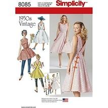 Simplicity Creative Patterns Simplicity PATTERNS Misses' Vintage 1950's ... - $13.48