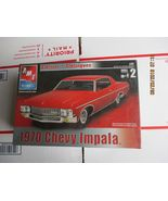 AMT 1970 Chevy Impala 1/25 scale - $34.99