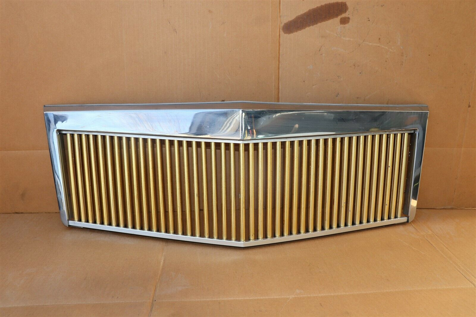 92-97 Cadillac Seville Custom E&G 1Pc Grill Grille Gril RoadHouse Low Rider