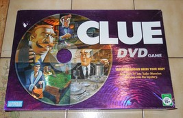 2006 Clue DVD Game Parker Brothers Hasbro 100% Complete - $14.03