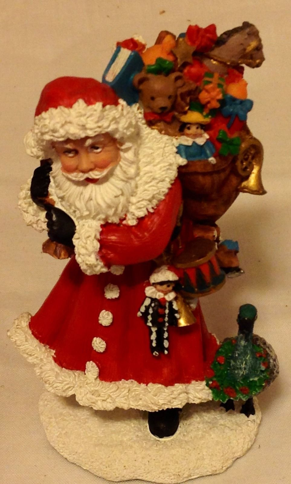 French canadian canada santa claus figurine and similar