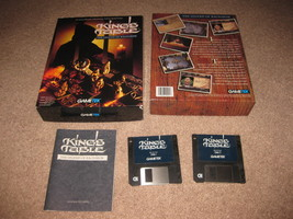 King's Table: The Legend Of Ragnarok w/ Manual 3.5 Diskettes Box - $22.99