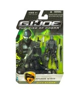 G.I. Joe Rise Of Cobra Snake Eyes City Strike Action Figure - $60.89