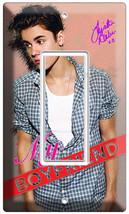 Justin Bieber Boyfriend Girls Room Art Decor Single Gfi Light Switch Wall Plate - $9.99