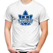 Marlies Tshirt White Color Short Sleeve Size S-3XL - $9.99+