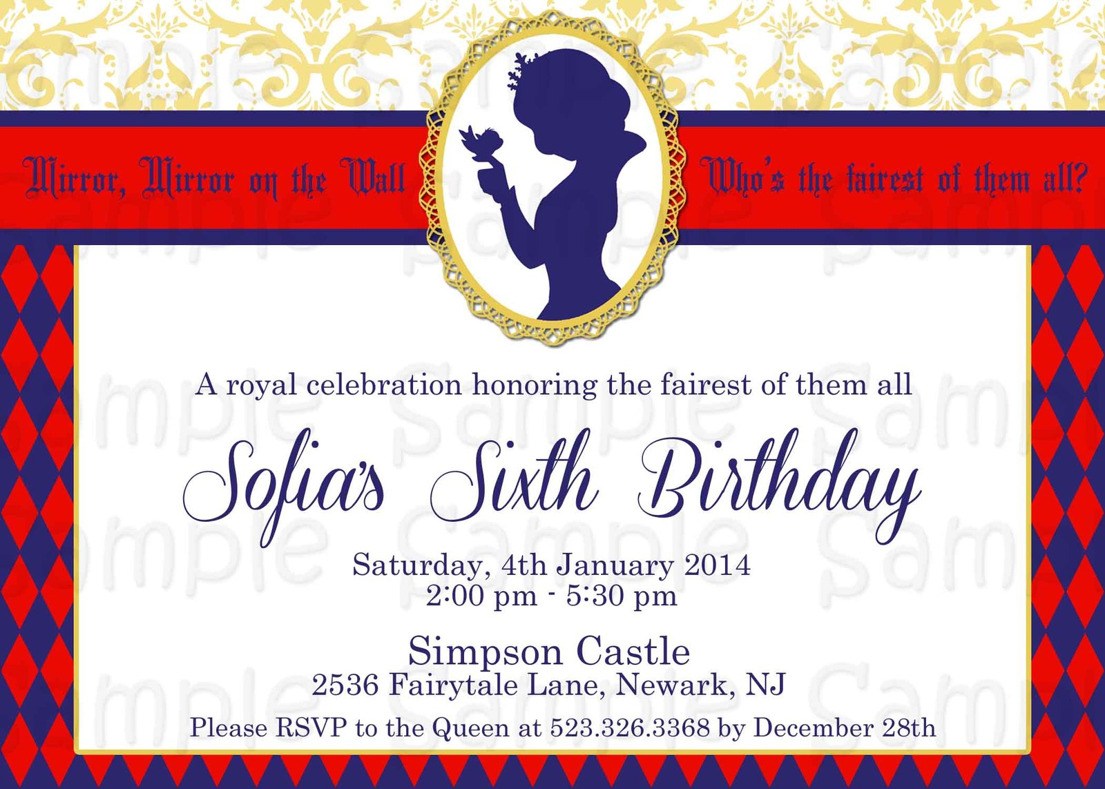 photograph regarding Snow White Invitations Printable referred to as Snow White Printable Birthday or Boy or girl Shower and 50 identical
