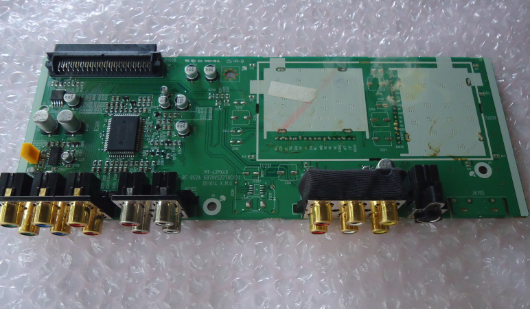 LG 42PM1M SIGNAL BOARD PART# MT-42PX40 image 1