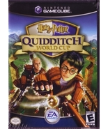 Harry Potter Quidditch World Cup - Gamecube - $29.89