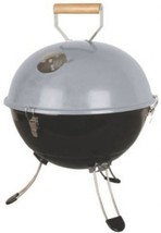 Coleman Party Ball Charcoal Grill Mini Portable Travel Cook Our Black Steel - £62.56 GBP