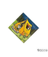 Camp Adventure Beverage Napkins - $2.61