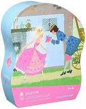 "Crocodile Creek Cinderella Junior Jigsaw Puzzle (72 Piece), 14"" x 19"" - $29.99"
