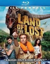 DVD - Land of the Lost (Blu-ray) DVD  - $9.99