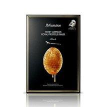 JMsolution Honey Luminous Royal Propolis Mask 1Pack (10pcs)