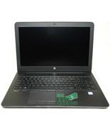 HP ZBook 15 G4 Intel Core i7-7820HQ 4K Dreamcolor NVIDIA M2200 32GB 512G... - $879.93