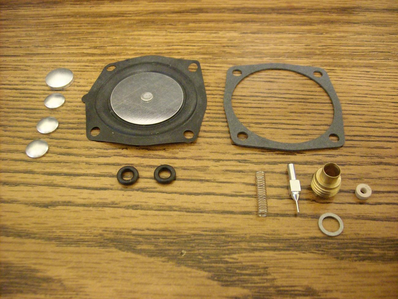 Toro S200 Snowthrower Carburetor Rebuild Kit And 14 Similar Items 056 094 001