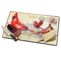 American Expedition Cutting Board - Cardinal Postcard - $20.02