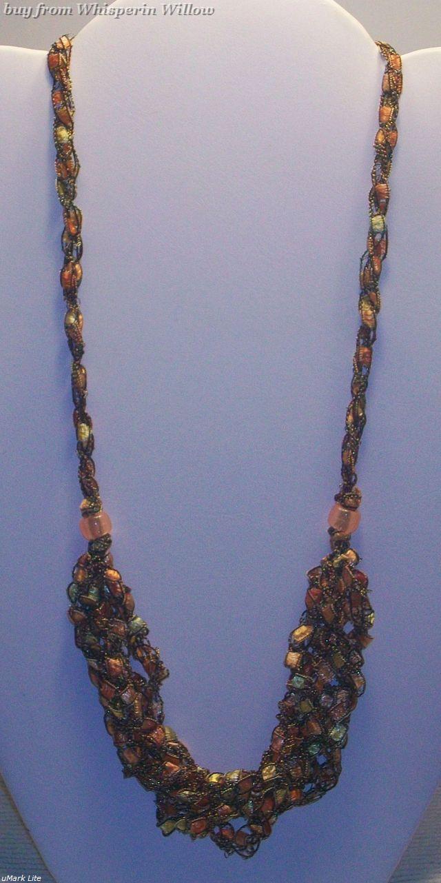 Trellis necklaces 4