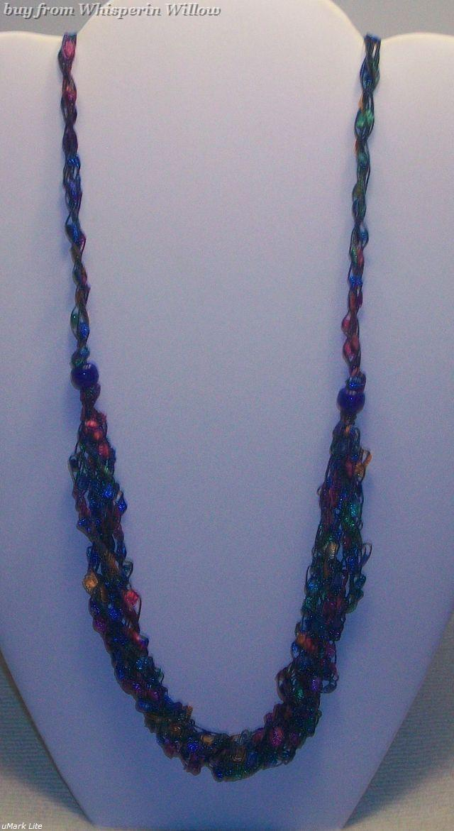 Trellis necklaces 7