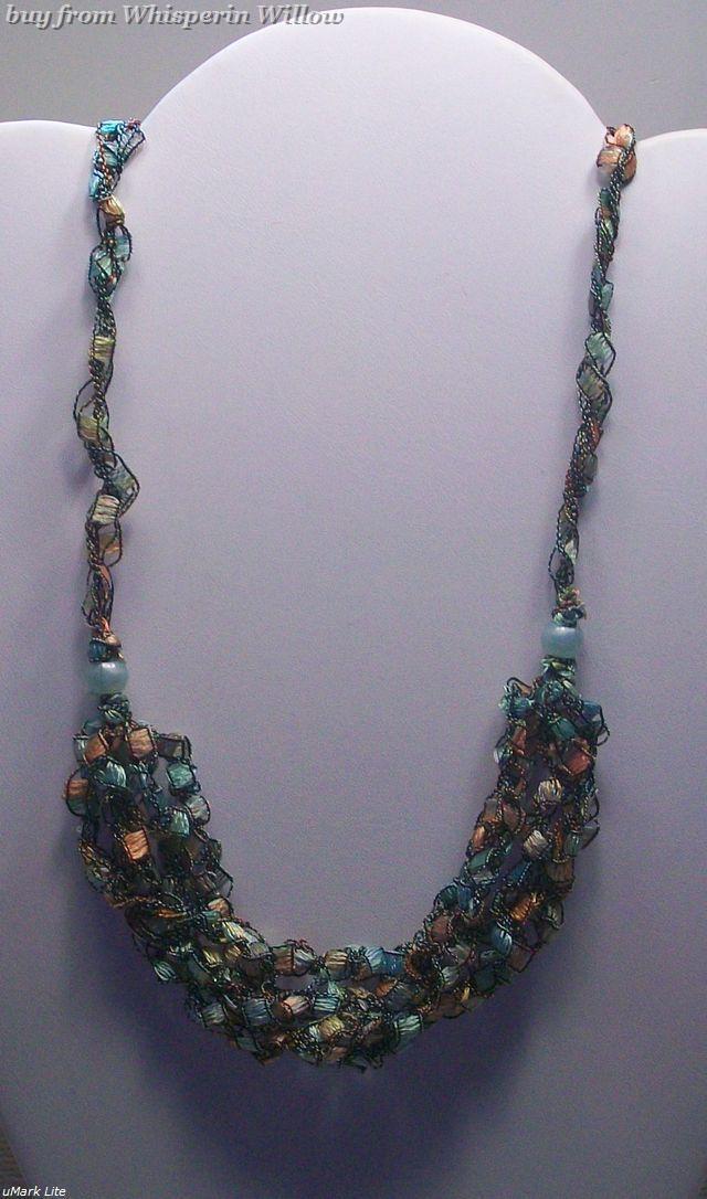 Trellis necklaces 8