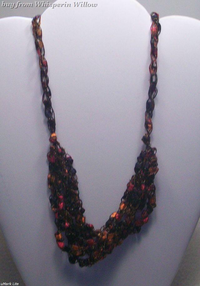 Trellis necklaces 9