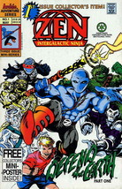Zen Intergalactic Ninja (4th Series) #1 VG; Archie | low grade comic - save on s - £0.79 GBP