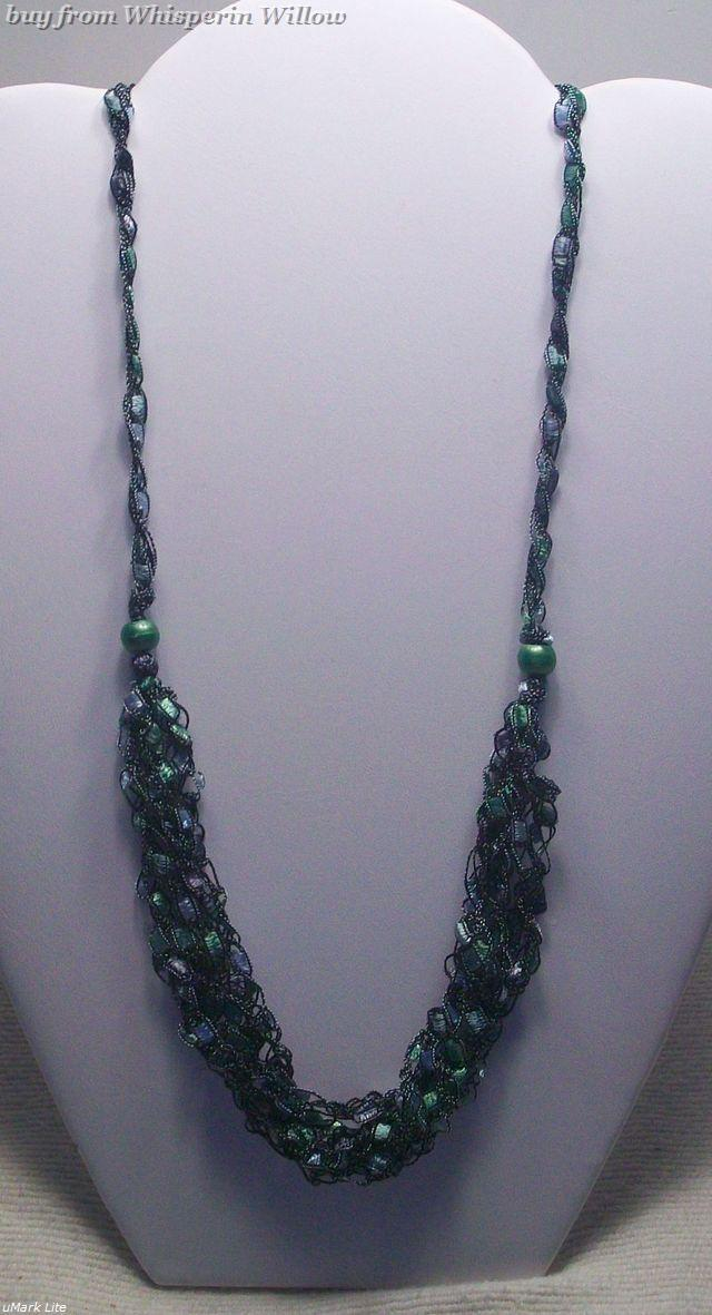 Trellis necklaces 12