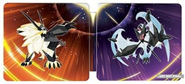 Pokémon Ultra Sun and Ultra Moon Steelbook Dual Pack - Nintendo 3DS - $150.99