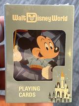 Walt Disney World Playing Cards NEW - $22.90