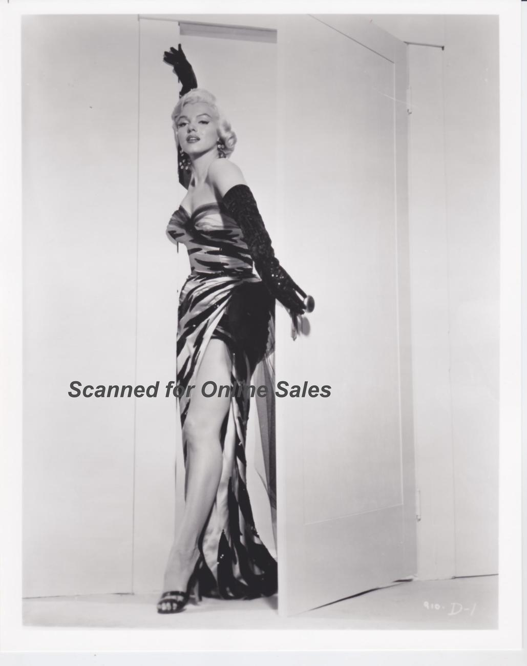 How to Marry a Millionaire Marilyn Monroe 8x10 Photo