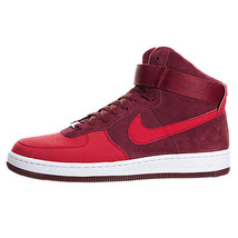 WOMEN'S NIKE AF1 ULTRA FORCE MID SHOES SIZE 7 gym red 654851 601 - $51.05