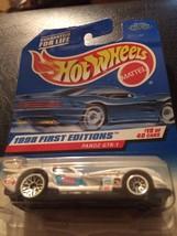 Hot Wheels 1998 First Edition Panoz GTR-1~~19/40 Cars~ Car #66~~New on Card - $3.96
