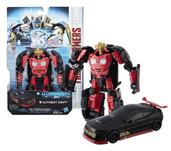 Transformers: The Last Knight Allspark Tech Autobot Drift New in Package - $13.88