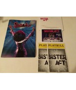 SISTER ACT: LIMITED EDITION OPENING NIGHT PROGRAM + PLAYBILL + CAST PICT... - $56.09