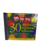 Toys For Tots 30 All Time Christmas Favorites Audio CD Made in Holland  - $10.77